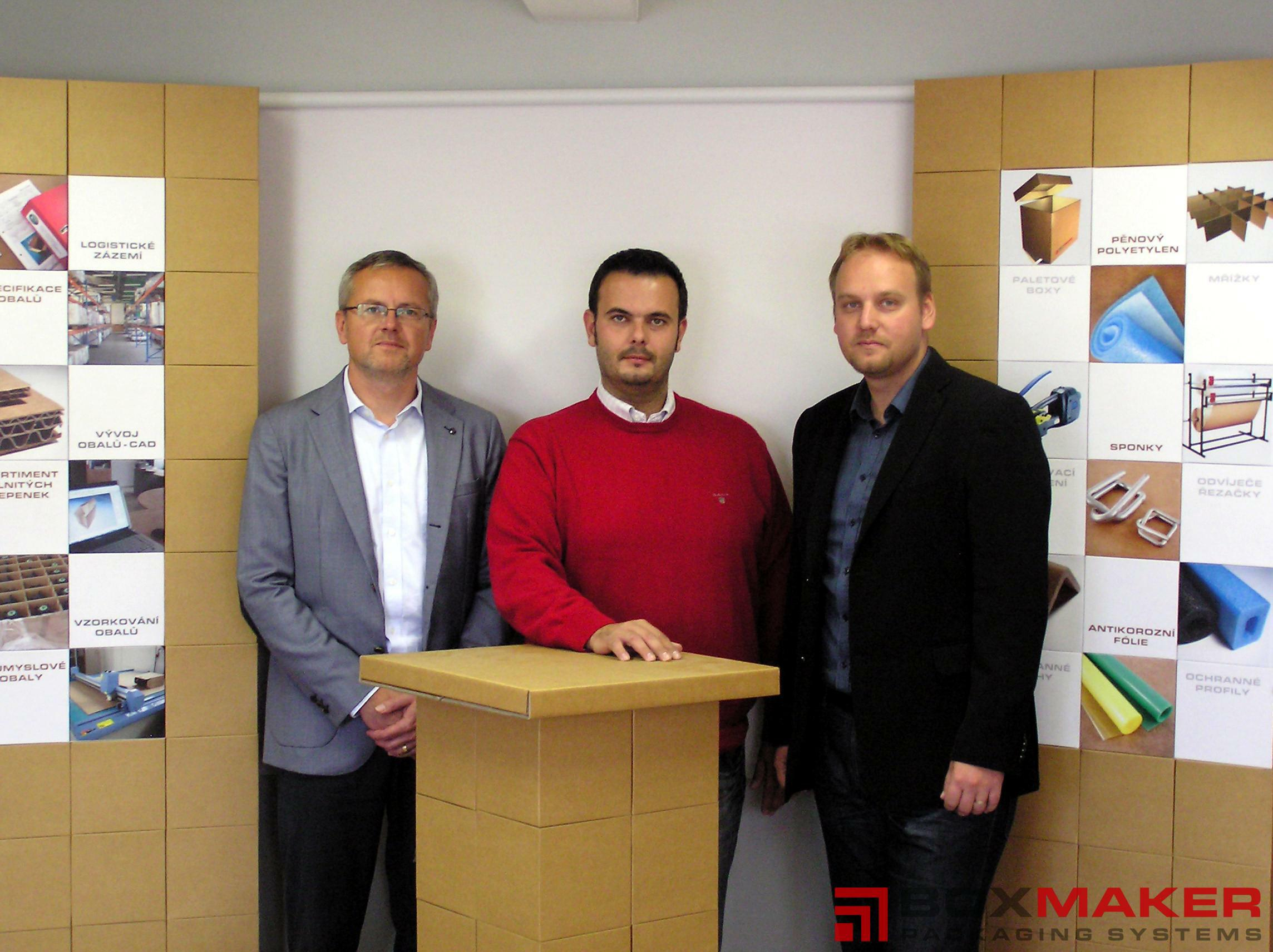 Boxmaker management 2014